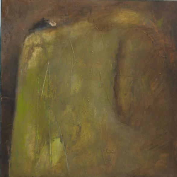 2019 Acryl auf Holz 20 x 20 cm
