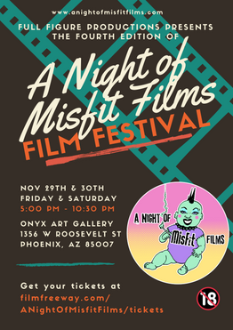 A Night Of MisfitFilms Film Festival 2019
