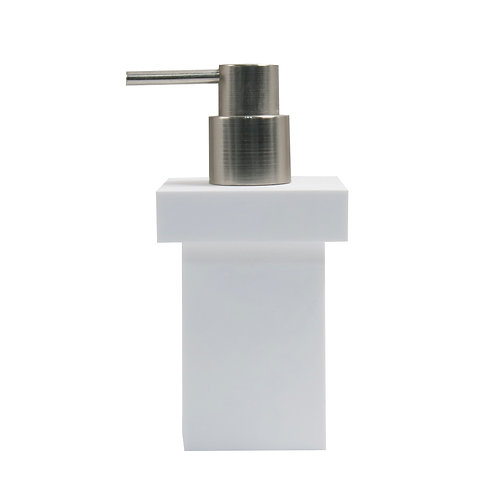 ROME - Square Soap Dispenser