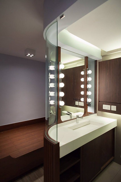 Countertop with Washbasin (Parc Oasis)