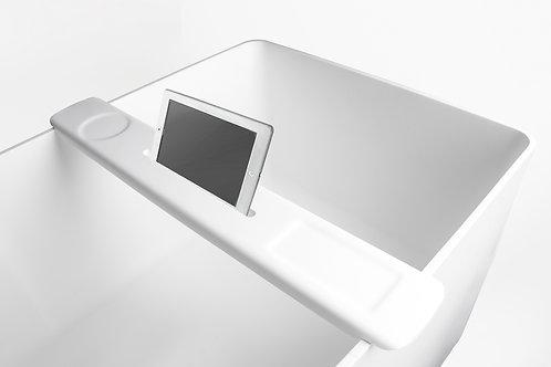 iPad Holder on Bathtubs