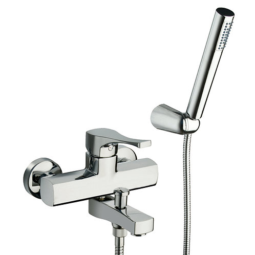 CAPRI Bath Mixer with Shower Set