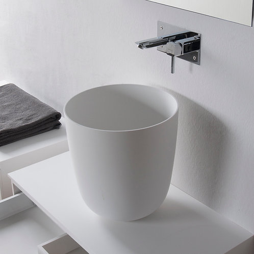Super-thin Edge Washbasin - Laundry Basin