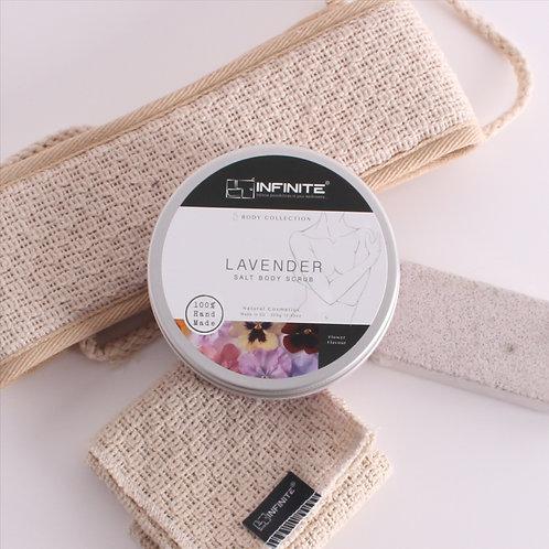 Salt Body Scrubs - Lavender