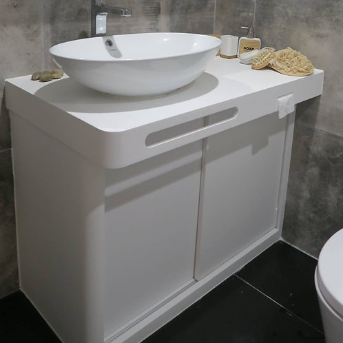 Countertop with Cabinet