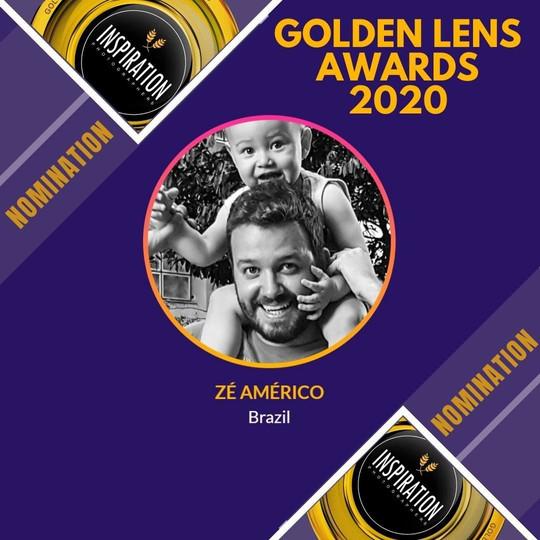 32 - Indicação ao Golden Lens Awards