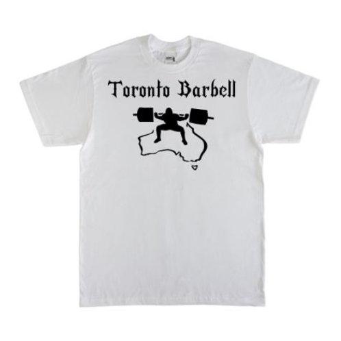 Classic T-Shirt [black print]
