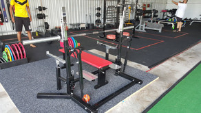 Powerlifting Competition Racks Review [31 / 1 / '06]