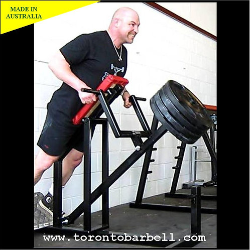 45 Degree Chest Supported Row