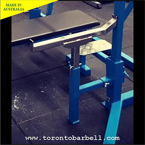 Bench Press Safety Stands