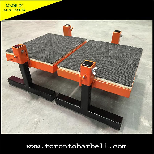 Adjustable Deadlift Boxes [pair]