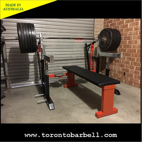 Racks [Bench Press Competition]