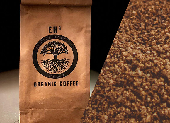 Ground Premium Organic Medium Roast Coffee