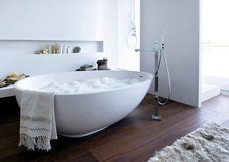 Rénovation salle de bain, Pose baignoire, salle de bain le mans, plombier le mans, chauffagiste le mans