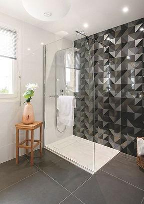 Rénovation salle de bain le mans, douche le mans, Pose douche le mans, plombier chauffagiste le mans