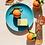 Thumbnail: Sweet Orange Enzyme Soap Bar (Regular Size)
