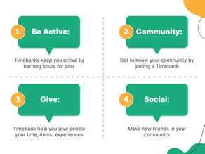 How TimeBank can add value to people's lives