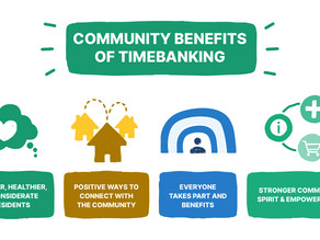 What Time Banking Can Do To Benefit Life in your Community?