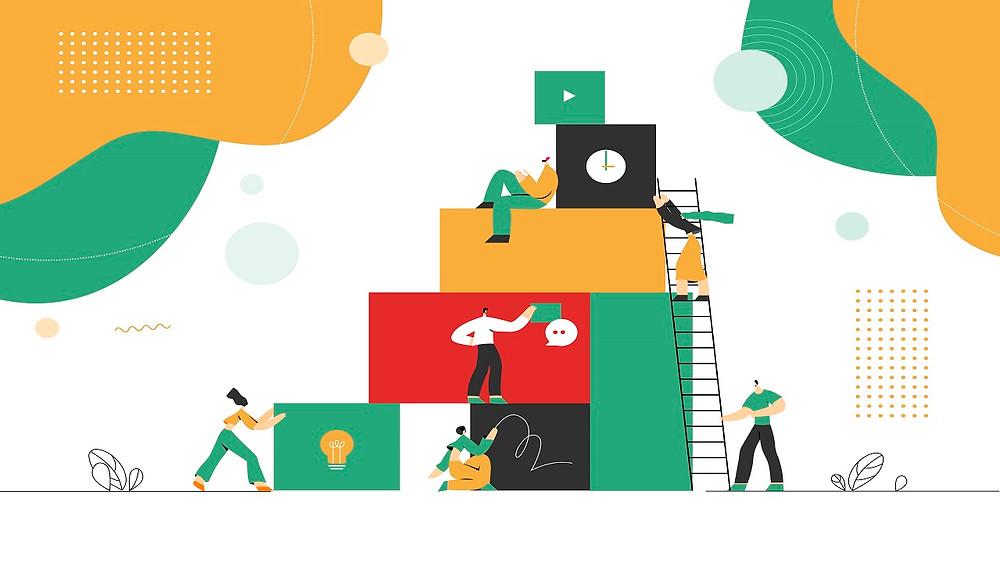 Nomos helps to build a community