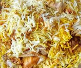 Mom's Mutton Biryani