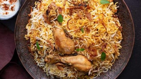 Mom's Chicken Biryani