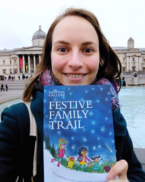 The National Gallery- A Festive Family Trail