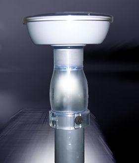 LunarGlo Solar Light for Portable Restrooms