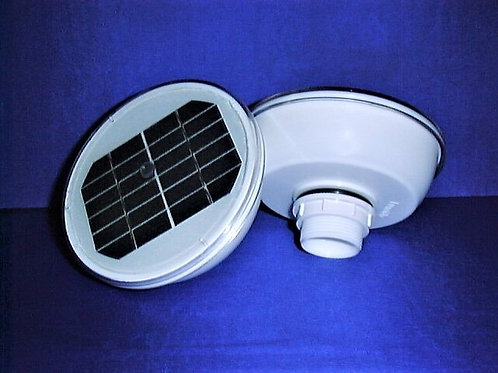 LunarGlo® Waterproof Solar LED Fixture