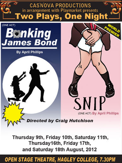 SNIP - Bonking James Bond