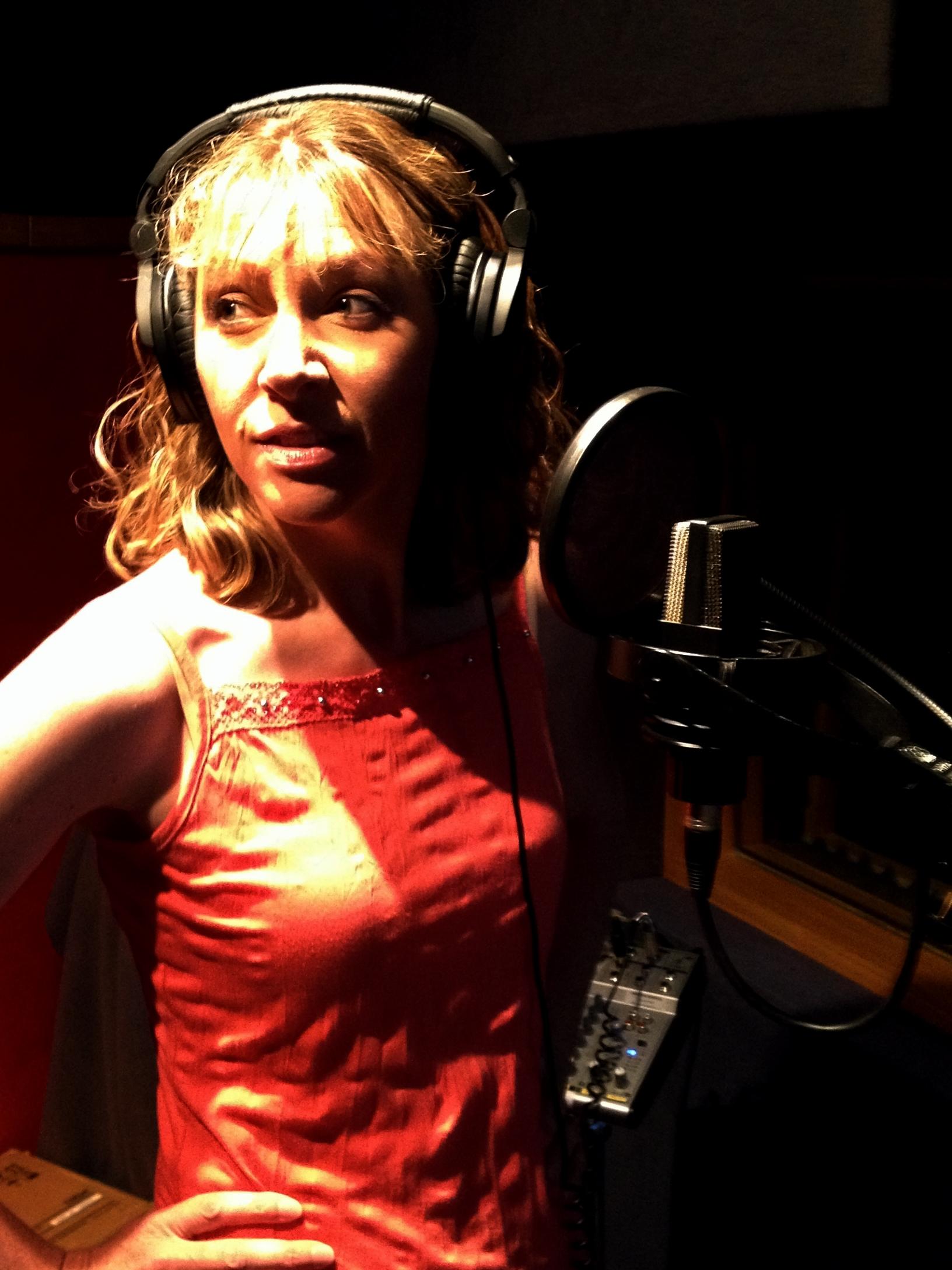 April recording 3