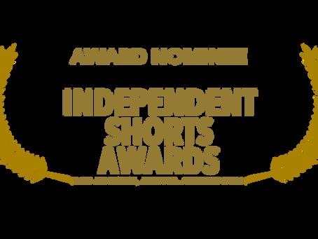 Nomination BEST SCI-FI SHORT at Independent Shorts Awards