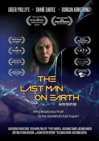 The Last Man on Earth film poster