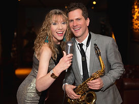 Crooners & Swooners with April Phillips and James Tait-Jamieson at Wellington Jazz Club
