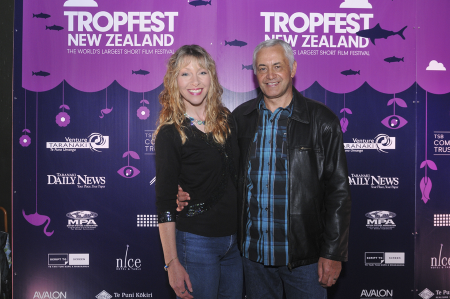 Tropfest 2016 April Phillips