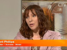 April Phillips talks to CTV