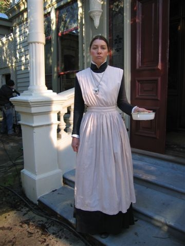 "As Doris in TV's ""The Lost Children"""