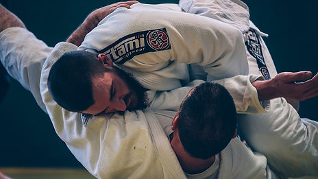 atleet Jiu Jitsu