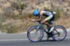 atleet fietser