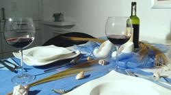 Ihr gedeckter Tisch