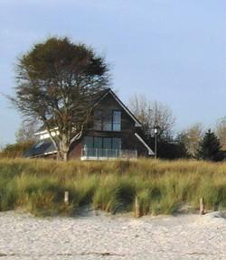 Blick auf Ihr Ferienhaus