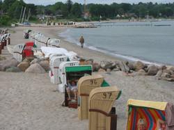 Der Strandblick