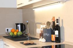 Detailblick in die Nolte-Küche