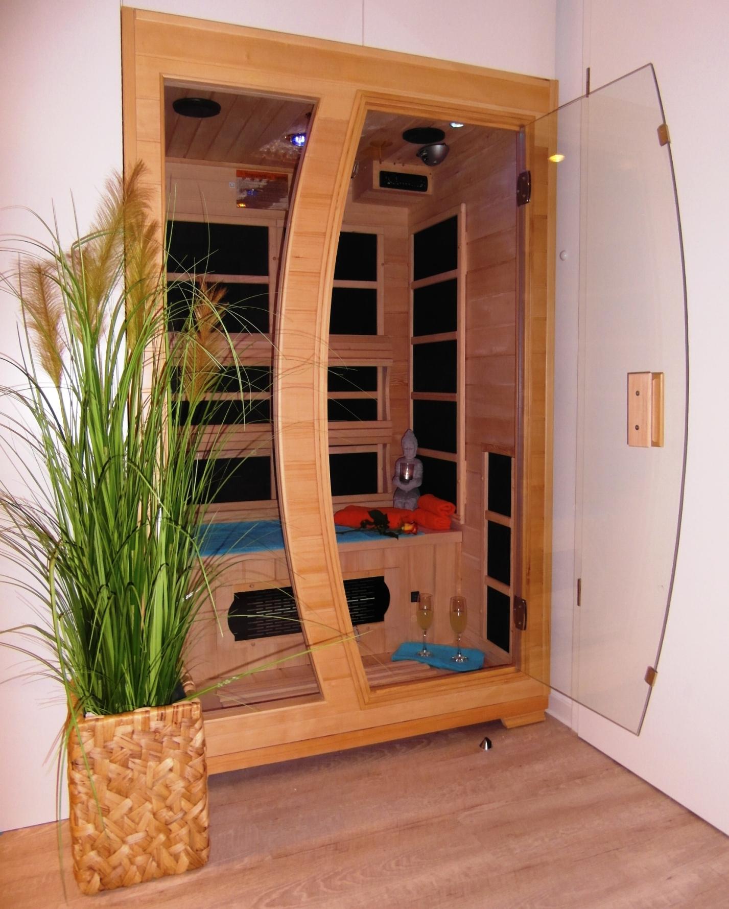 Ihre Sauna
