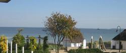 Die Ostsee zum Greifen nahe