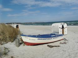 Ihr Strand gegenüber