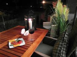 Abendromantik pur