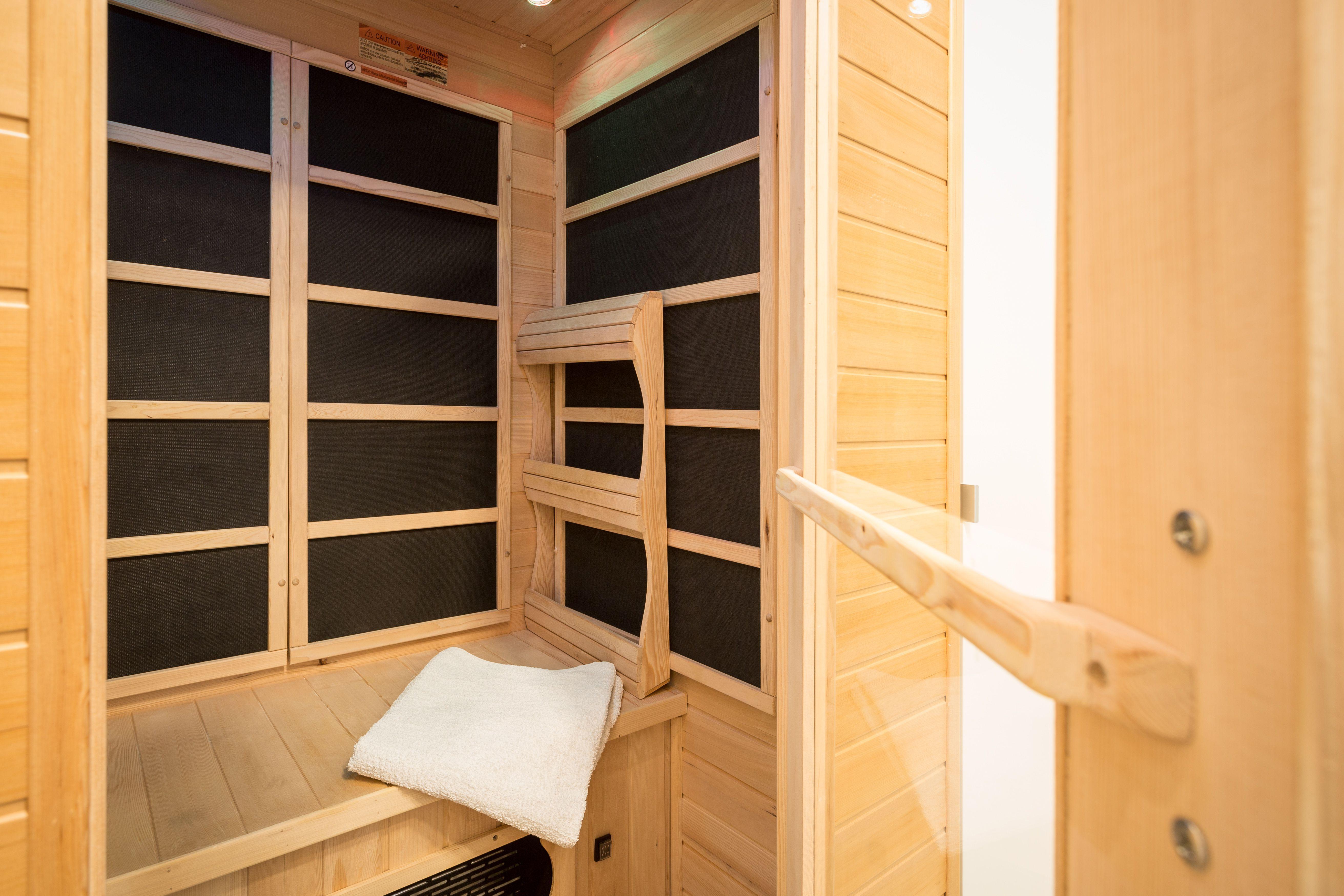 Ihre private Sauna