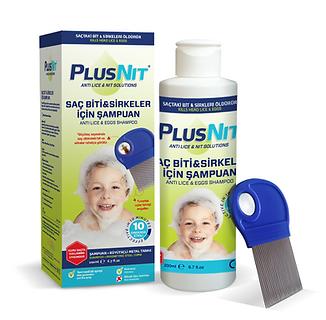 Plusnit Bit Tedavi Şampuanı + Büyüteçli