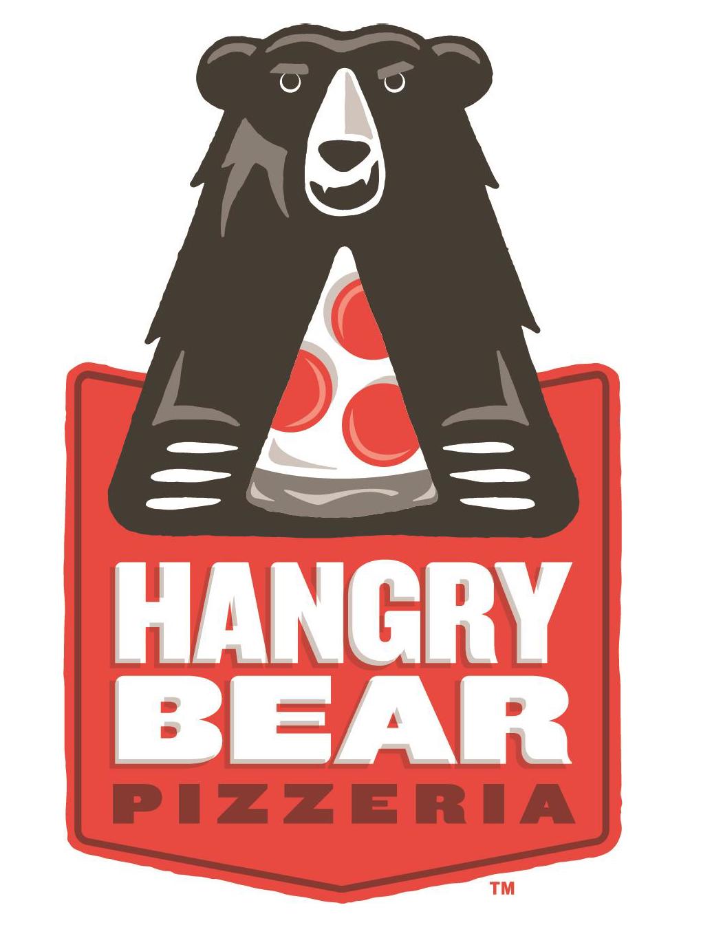 Hangry Bear Logo