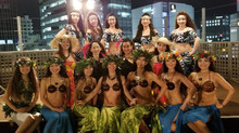 Tahitian Show at 川崎ビアガーデン♛
